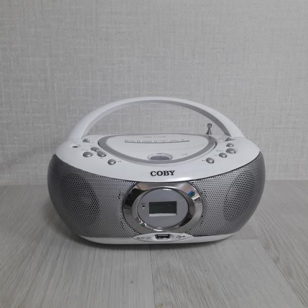 코비 MP-CD475  CD USB 라디오지원 MP3CD 플레이어