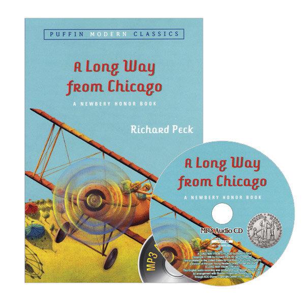 Newbery : A Long Way From Chicago (B+CD) 뉴베리