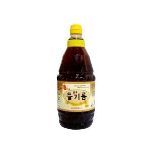 푸드) 이지 찬여울 들골드기름 1.8L (8ea)