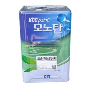 KCC페인트 모노탄중도 18kg 1액형 우레탄중도옥상방수