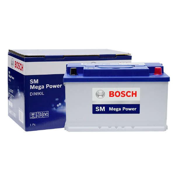 (현대Hmall)보쉬 자동차배터리 MP DIN90L - 올란도/캡티바/크루즈
