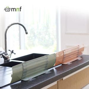 매노팜 싱크대/씽크대 설거지 물튀김방지 물막이