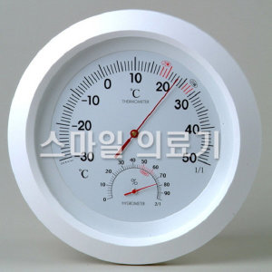 온습도계 온도계 습도계 - 원형온습도계 ( DK-280 )