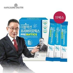 더블액션 프리바이오틱스 유산균 11개월분 (Z040)