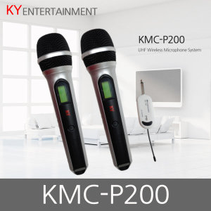 KMC-P200 노래방 2채널 무선마이크