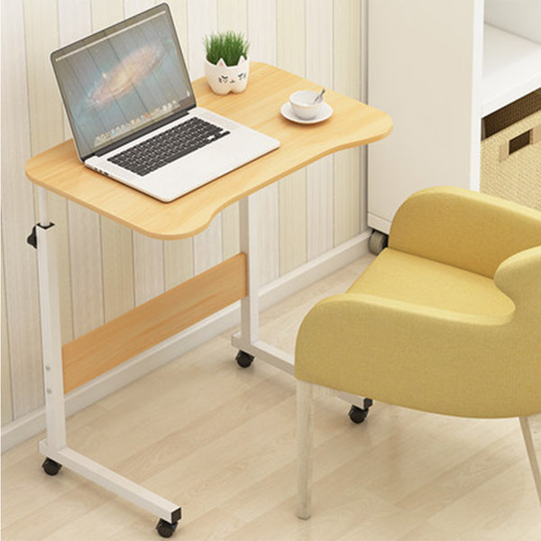 이동식 컴퓨터테이블 높낮이조절 책상 600x400mm