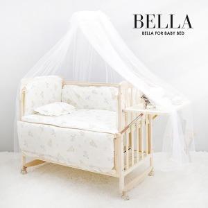 벨라유아용침대/원목침대/아기침대/범퍼침대