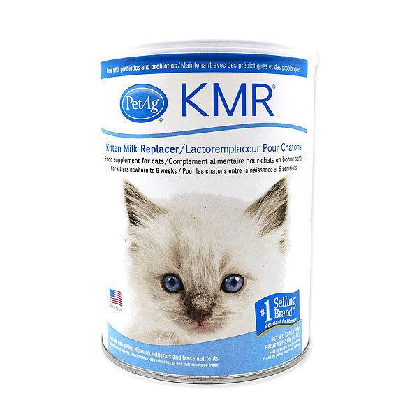 펫에그 KMR 고양이 분유 340g 초유분유 고양이분유