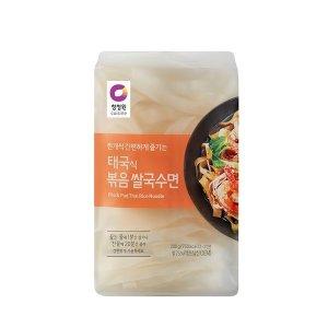 청정원 태국식 볶음 쌀국수면 200g(7mm) x 5개