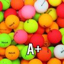 볼빅 비비드 혼합 A+ 10알 골프공/로스트볼