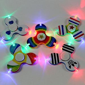 LED 창작용 피젯스피너 만들기(5인세트)피젯스피너