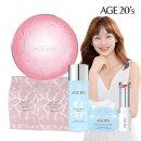 Age20S 팩트 케이스+리필2+에센스+크림+립글로우(23호)