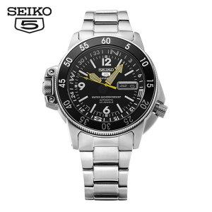 SEIKO5  SKZ211J1 / 오토매틱 Automatic 실버메탈 42mm