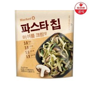오리온 파스타칩 머쉬룸크림맛 50g