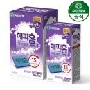 해피홈 파워매트 리필 60매 +30매 기획팩 (총 90매)