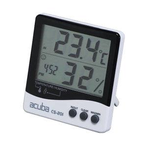 아쿠바 디지털 온습도계 CS-201 온도계 습도계