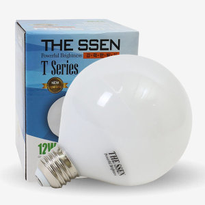 LED 볼전구 12W G95 주백색 인테리어전구