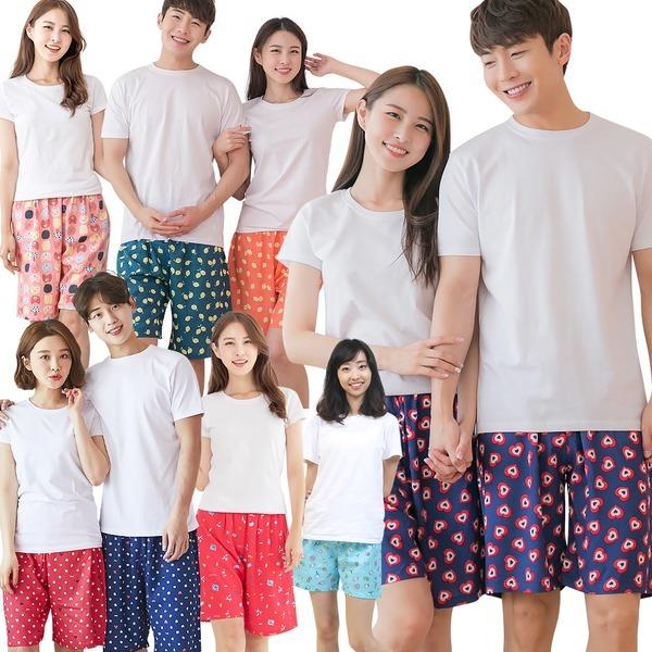 무료배송  국내제작 여름 파자마/잠옷바지/여름잠옷