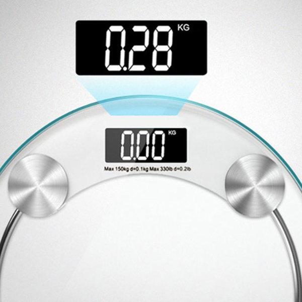 디지털 체중계 몸무게 저울
