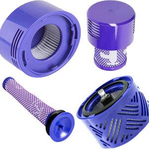 다이슨 청소기 필터 v6 v7 v8 v10 v12 프리필터 호환