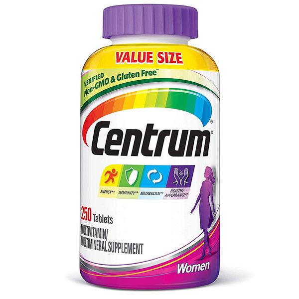 센트룸 우먼 여성용 종합비타민 250정