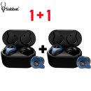 1+1Sabbat X12Pro 블루투스5.0 무선 이어폰 코랄블루