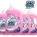 G2프리미엄 액체세제 (핑크/드럼용) 2.5Lx4개 세탁세제