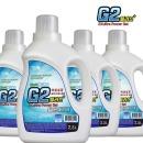 G2플러스(겸용) 2.5Lx4개/ 고농축 액체세탁세제
