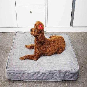 강아지 방석 애견 쿠션 매트 라텍스 별이다섯마리