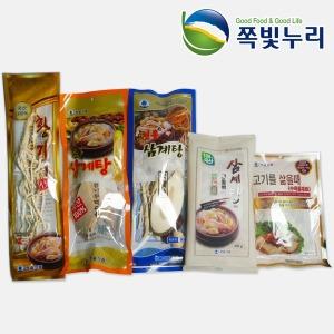 국내산 전통 삼계탕재료 100g 백숙재료/고급형/황기