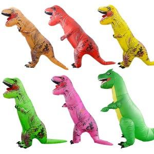 공룡옷 에어 수트 코스프레 할로윈 풍선옷 미우새