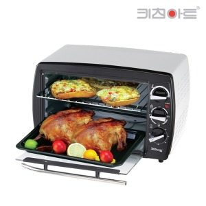 키친아트 바베큐 전기오븐 KT-1800H 새우구이/스테이크