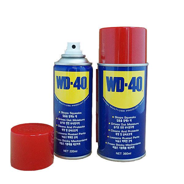 WD-40 360ML 방청 윤활제 방청제 윤활유