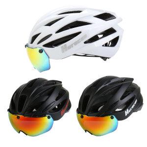 SR 우라칸 고글헬멧 인몰드 헬맷 킥보드 자전거헬멧