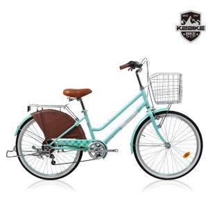 2020 K2BIKE 여성용자전거 루비 클래식 26인치 7단