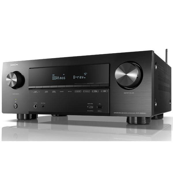 데논 AVR-X2600H 7.2채널 AV리시버