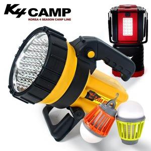 37LED 충전식 LED랜턴/써치라이트 손전등 후레쉬 캠핑