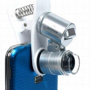 60배 핸드폰촬영 생물 두피 현미경 렌즈