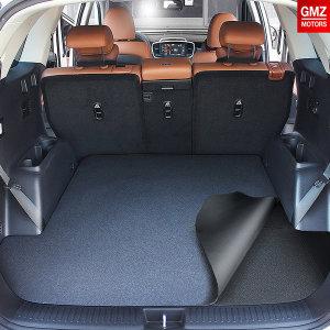 QM6 더베러클래식 트렁크매트