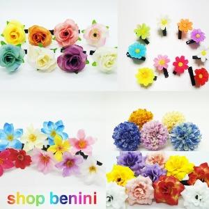 샵베니니 6종 꽃 머리핀