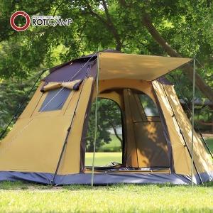 원터치 그늘막 빅패밀리 텐트 6인용 캠핑 낚시 용품
