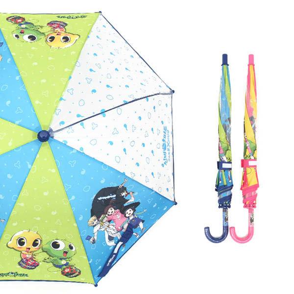 (현대Hmall) 오키즈 신비아파트 53 우산  2폭 POE-AP05   M0469