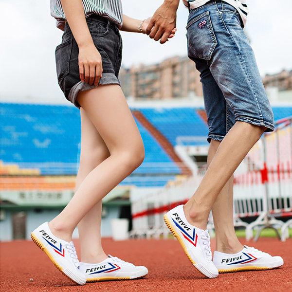 페이유에feiyue 캔버스화 남녀공용신발 스니커즈