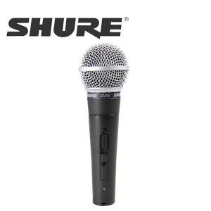 SHURE SM58SK /유선마이크/슈어/보컬마이크/공연