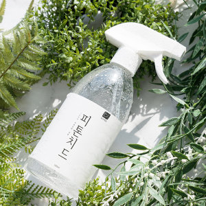 순수백과 피톤치드 섬유 공기 편백나무 원액 스프레이