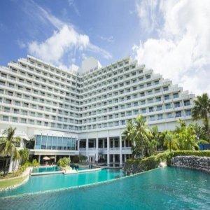 커플추천  괌 쉐라톤호텔 오후 5일(라구나클럽룸UP)