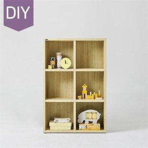 샘 어린이책장 3단 80cm DIY(컬러 택1)