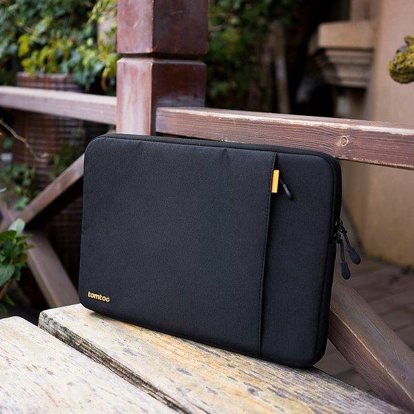 15-15.4인치 맥북 노트북 파우치 탐탁 A13블루블랙