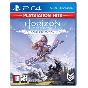 PS4 호라이즌 제로 던 컴플리트에디션 PSHITS/한글판