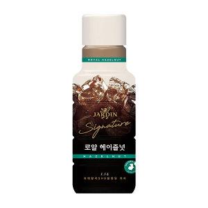 시그니처 로얄 헤이즐넛 1.1L x4pet/커피